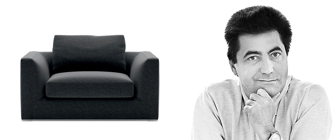 I designers piu 39 famosi del mondo zad zone of absolute for Antonio citterio architetto