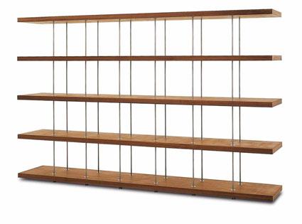 Libreria design Renzo Piano