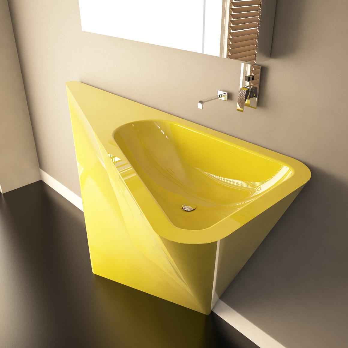 Mullet lavandini e vasche zad zone of absolute design - Lavandini bagno design ...