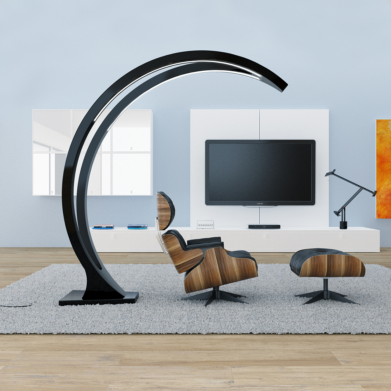 Moon lamp zad zone of absolute designlampade design for Prodotti design