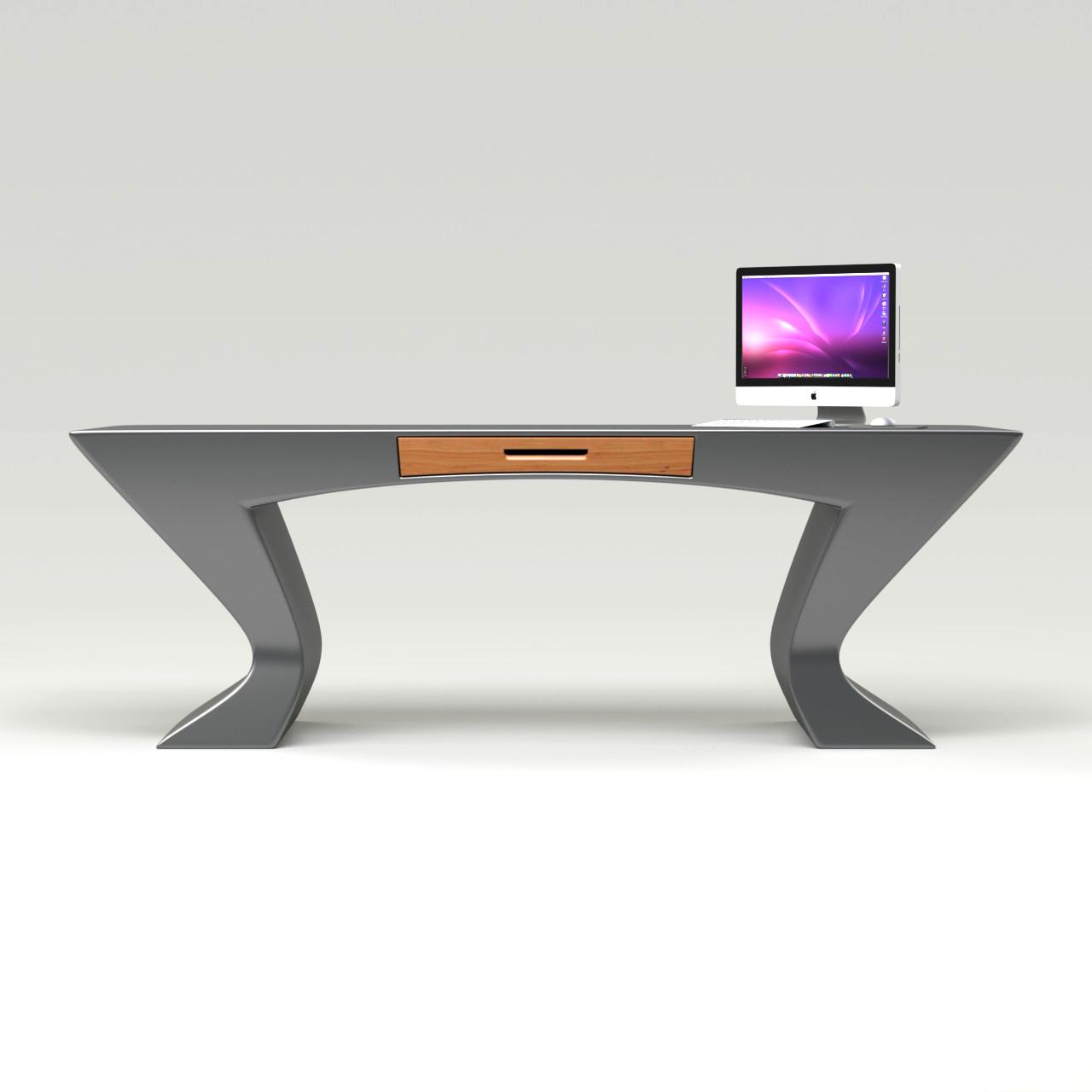 Nefertiti tavoli e scrivanie zad zone of absolute design for Tavoli e scrivanie