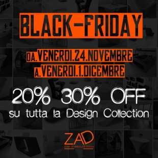 Black Friday collection Zad Italy