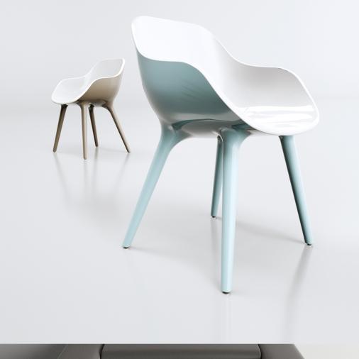 Articoli di design comodi e rilassanti realizzati 100% in Adamantx®