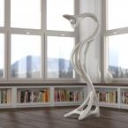 Lampada Drago, design in Adamantx® by Francesco Bazzica