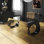 scrivania design di lusso