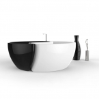 vasca design di lusso