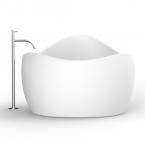 Vasca FINGER FOOD in Adamantx® di Gianluca Minchillo Designer.