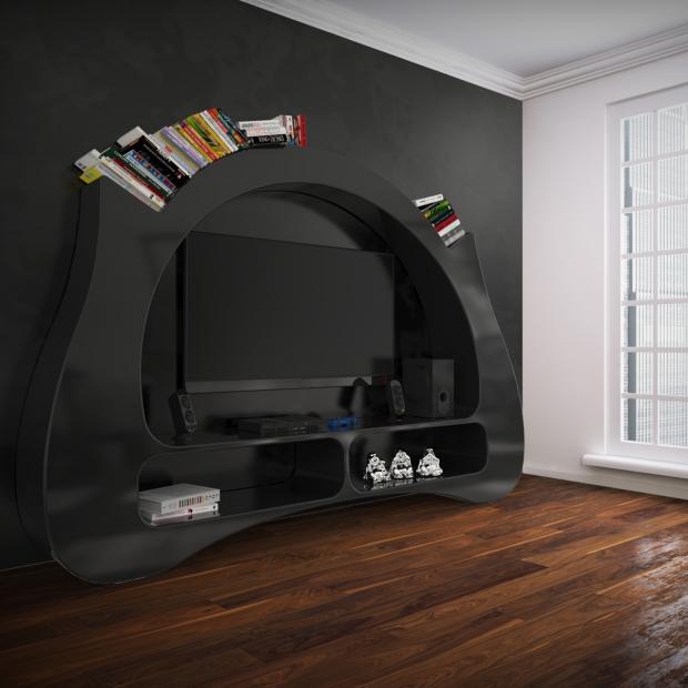 Mobile Tv Design. Tv Rack Evo With Mobile Tv Design. Mobile Tv ...
