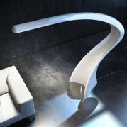 lampade design monolitiche   Lumia
