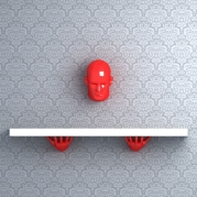 Mensola di design made in Italy