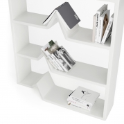 Libreria Darwin in Adamantx®, KIMXGENSAPA DESIGN