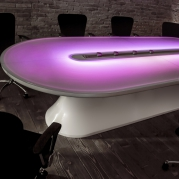 Tavolo riunioni design INFO TABLE