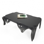 Coffe Table in Adamantx®, by Maurizio Poli Designer