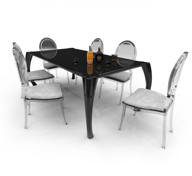 Tavolo Barocco