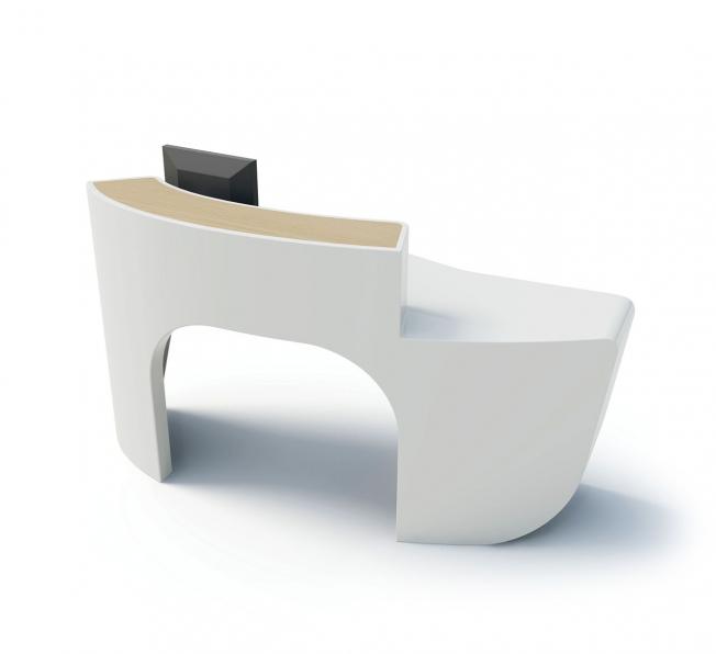 Desk Design Binda di Piero Crespi