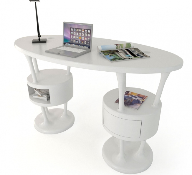 Desk Design Sagrata Familia