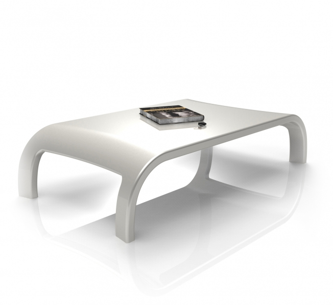 Table in Adamantx® ideato da Roberto Corazza