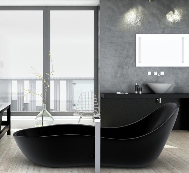 Vasca Wave, Sabino Ferrante Designer per Zad Italy