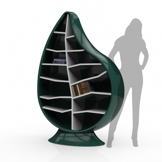 Clorofilla, made in Italy by Zad Design by Roberto Corazza