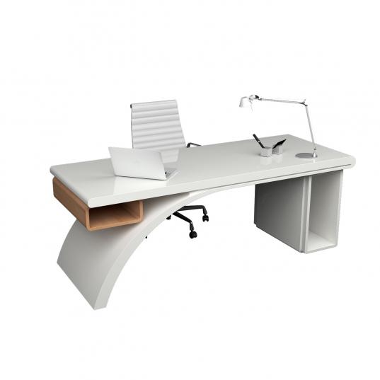 Scrivania Per Computer Design.Bridge Tavoli E Scrivanie Zad Zone Of Absolute Design