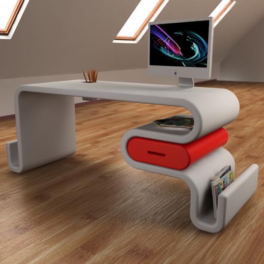 Scrivania design Flex