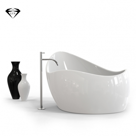 Vasca da bagno in Adamantx®, by Gianluca Minchillo per Zad Italy Design
