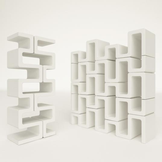 SISMA | LIBRERIE DESIGN | ZAD - Zone of Absolute Design