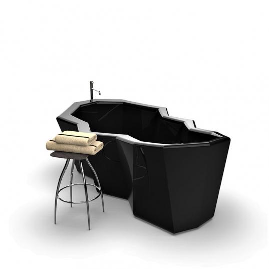 Vasca Design Roccia Black