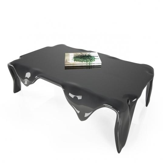 Coffe Table in Adamantx®, by Maurizio Poli Designer