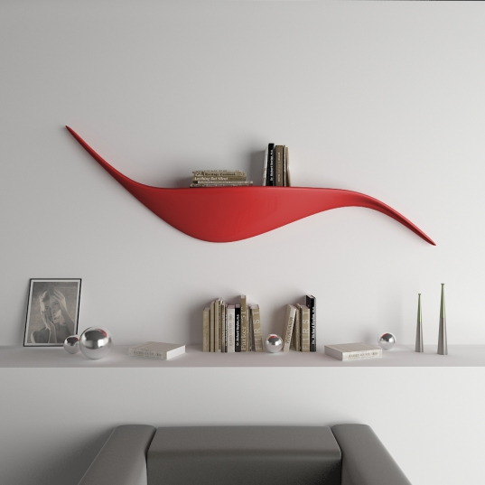 shelfy mensole design zad zone of absolute design