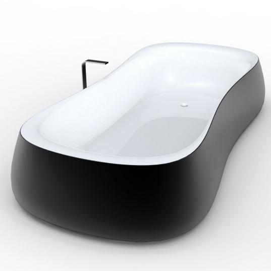 Rounded lavandini e vasche zad zone of absolute design la vasca da bagno design rounded for Vasca da bagno in inglese