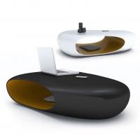 Tavolino Design in Adamantx® by Sabino Ferrante