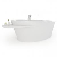 Vasca design di Alberto Recchia Designer, 100% Adamantx®
