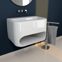 Lavabo Design Botero per Zad Italy