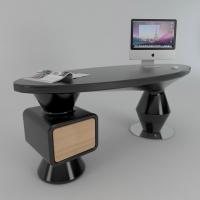 Scrivania Design StoneHenge in Adamantx by Alberto Recchia