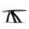 Desk Jack II in Adamantx®, made in italy, by Antonio Ciuffrida Designer per ZAD ITALY